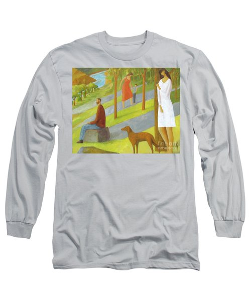 Poets Hill Long Sleeve T-Shirt