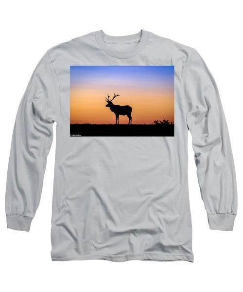 Point Reyes Elk Long Sleeve T-Shirt