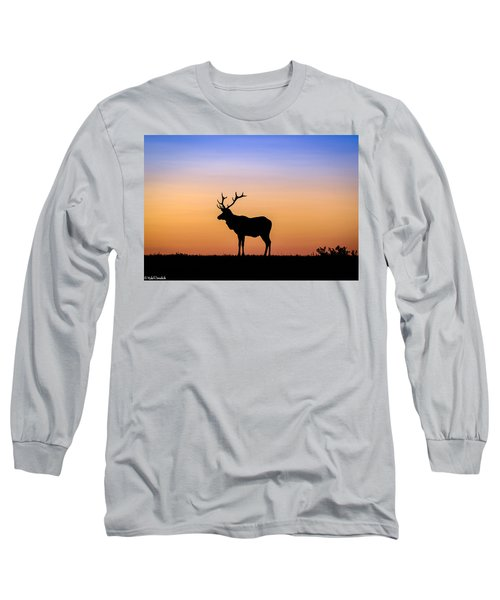 Point Reyes Elk Long Sleeve T-Shirt