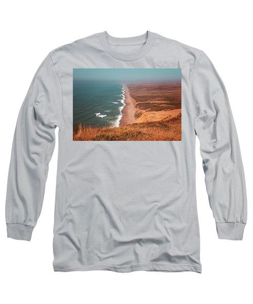 Point Reyes National Seashore Long Sleeve T-Shirt