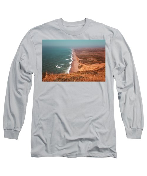 Point Reyes National Seashore Long Sleeve T-Shirt