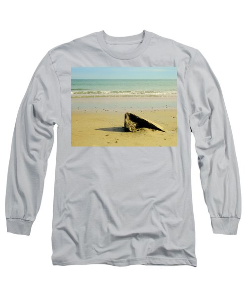 Pointed Rock At Squibby Long Sleeve T-Shirt