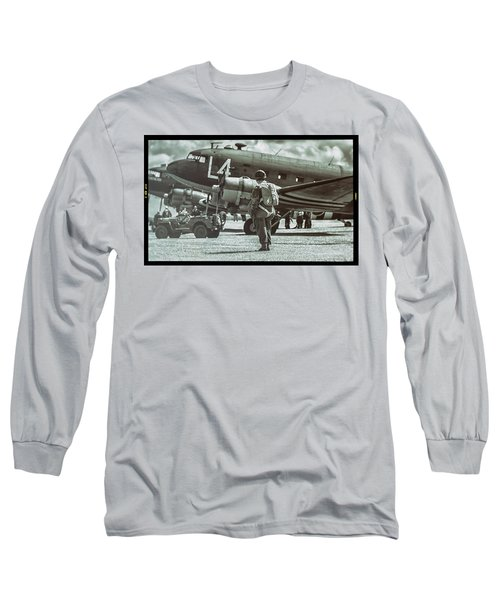 Pondering Long Sleeve T-Shirt