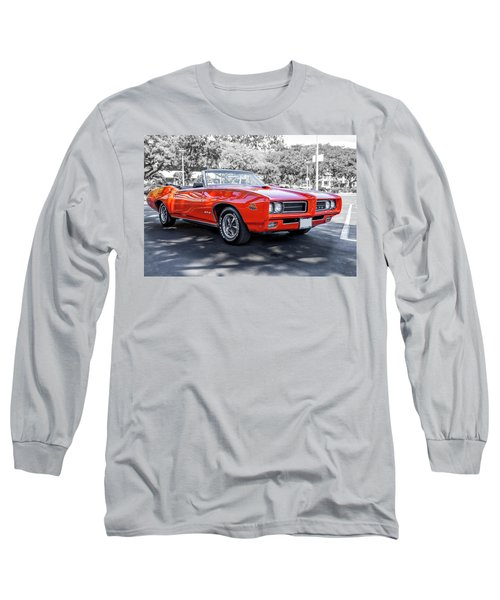 Pontiac G T O Judge Long Sleeve T-Shirt