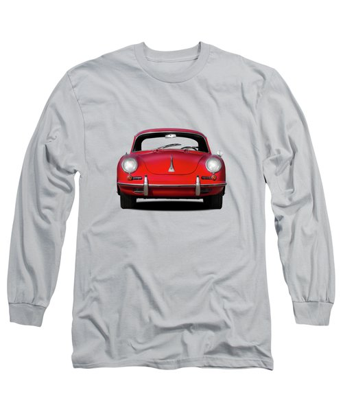 Porsche 356 Long Sleeve T-Shirt