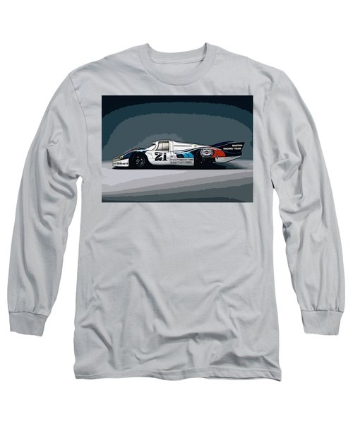 Porsche 917 Longtail 1971 Long Sleeve T-Shirt