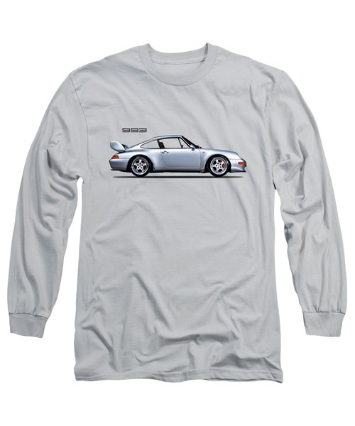 Porsche 993 Long Sleeve T-Shirt