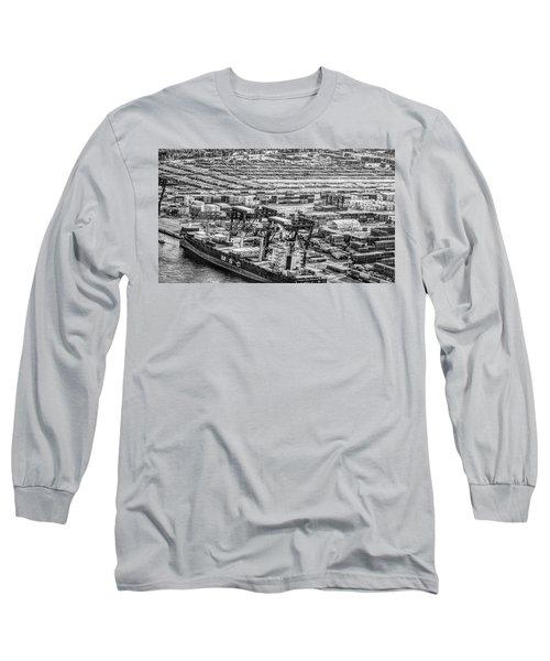 Port Everglades 1 Long Sleeve T-Shirt