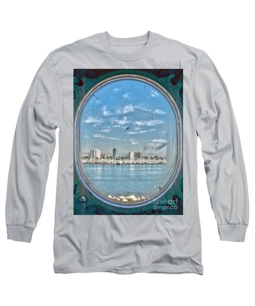 Port Hole  Long Sleeve T-Shirt