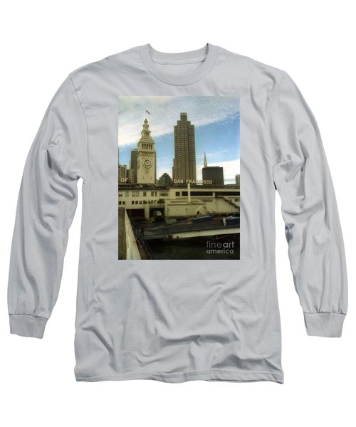 port of San Francisco  Long Sleeve T-Shirt