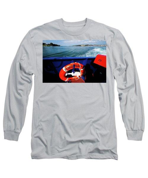 Portaferry Ferry Long Sleeve T-Shirt