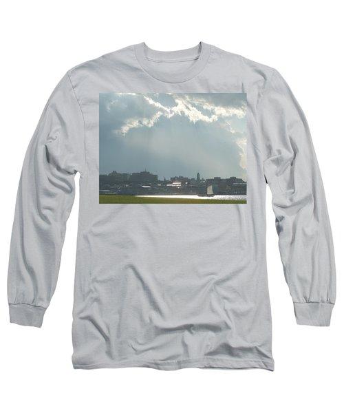 Portland Maine Long Sleeve T-Shirt
