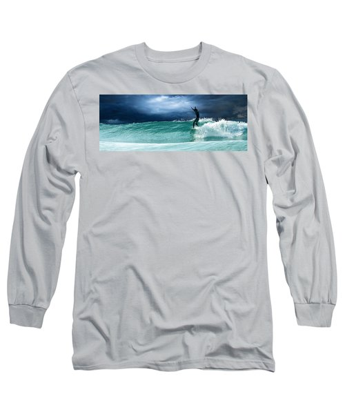 Poseiden's Prayer Long Sleeve T-Shirt