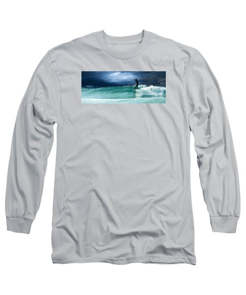 Poseiden's Prayer Long Sleeve T-Shirt