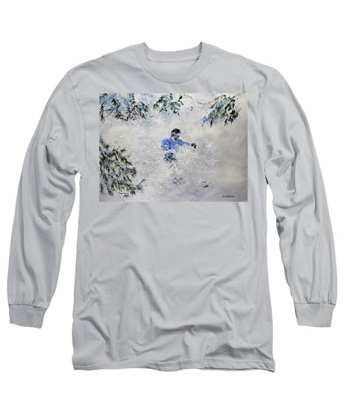 Powder Hound Long Sleeve T-Shirt