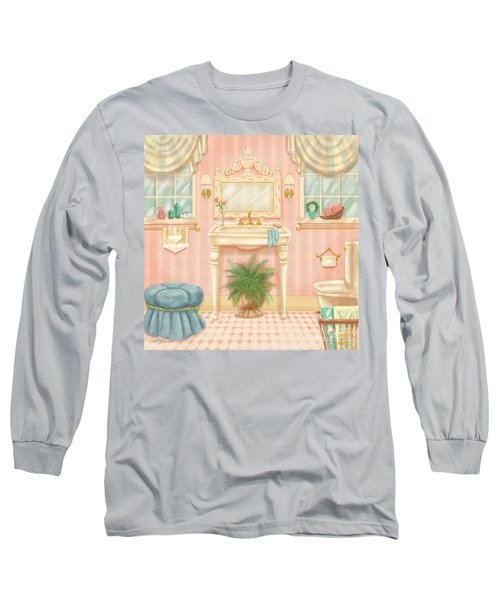 Pretty Bathrooms IIi Long Sleeve T-Shirt