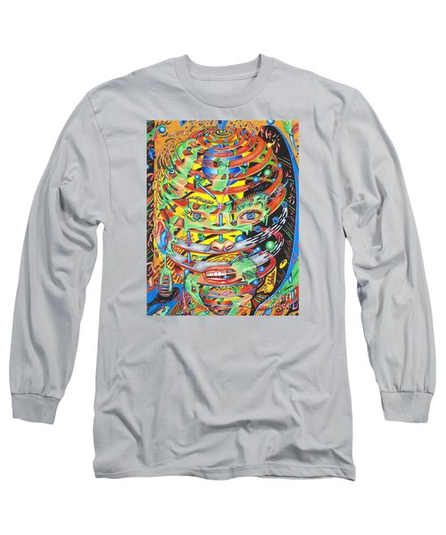 Primordial Inception Of Life At Daybreak Long Sleeve T-Shirt