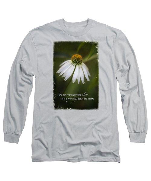 Privileged Long Sleeve T-Shirt
