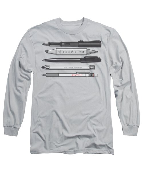 Pro Pens Long Sleeve T-Shirt