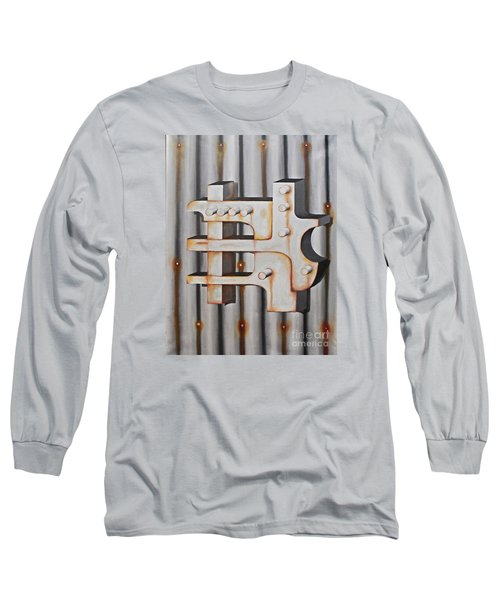 Project Object Series Long Sleeve T-Shirt by John Stuart Webbstock