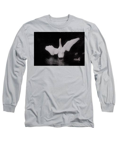 Protective Wings Long Sleeve T-Shirt