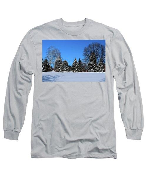 Provincial Pines Long Sleeve T-Shirt