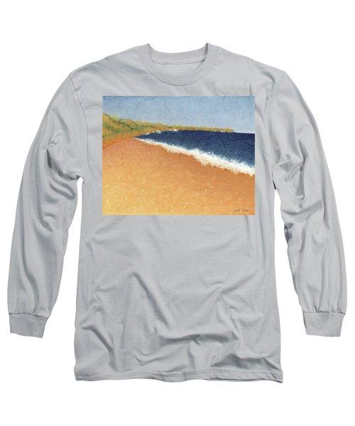 Pt. Reyes Beach Long Sleeve T-Shirt