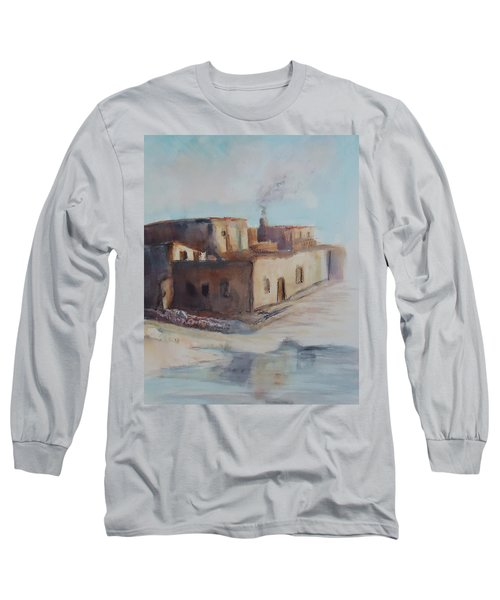 Pueblo After The Rain Long Sleeve T-Shirt
