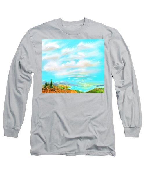 Pumkins Long Sleeve T-Shirt