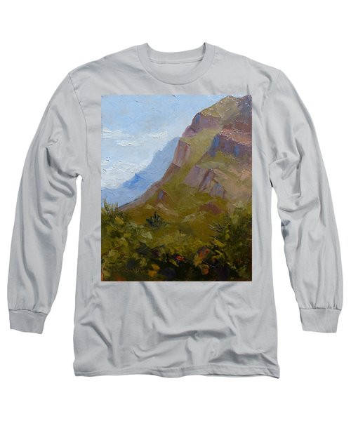 Pusch Ridge I Long Sleeve T-Shirt
