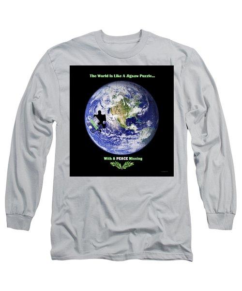 Puzzling  Long Sleeve T-Shirt