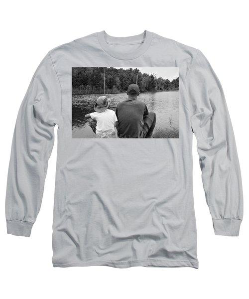 Quality Time... Long Sleeve T-Shirt