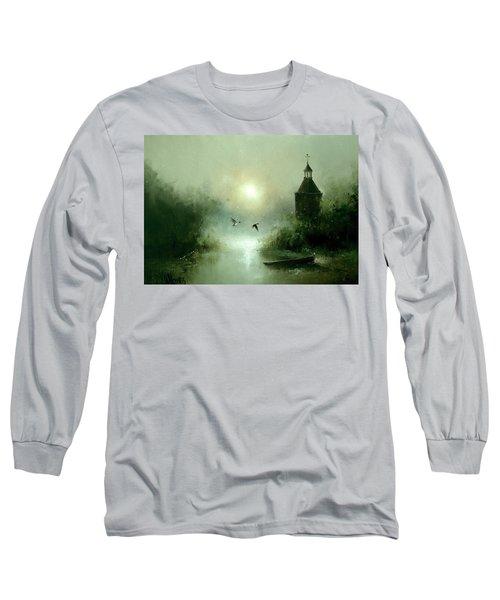 Quiet Abode Long Sleeve T-Shirt