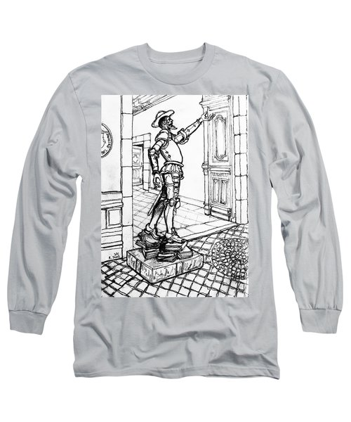 Quixote Museum Long Sleeve T-Shirt
