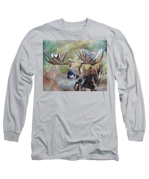 Rack And Roll Long Sleeve T-Shirt by Stuart Engel