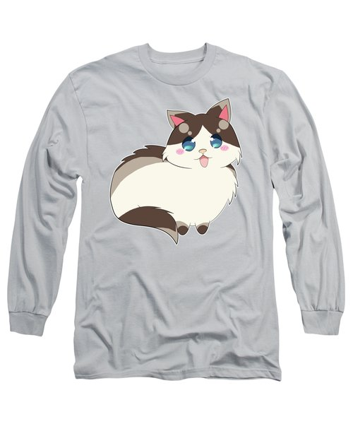 Ragdoll For Life Long Sleeve T-Shirt