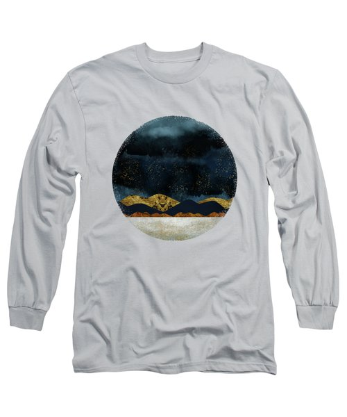 Rain Long Sleeve T-Shirt by Katherine Smit