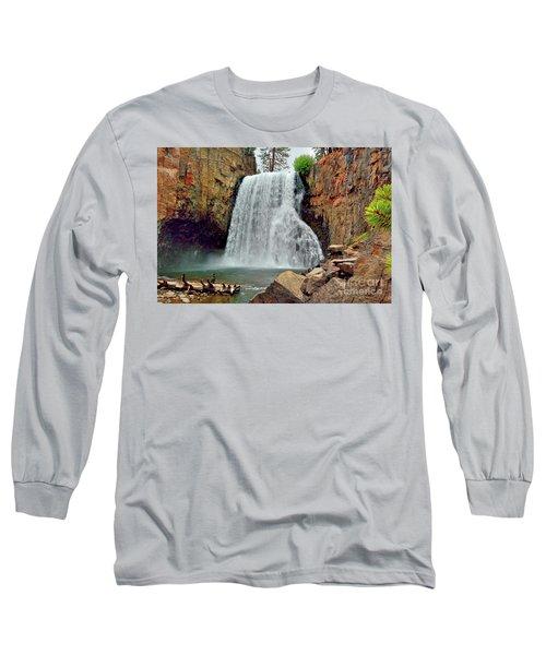 Rainbow Falls 10 Long Sleeve T-Shirt