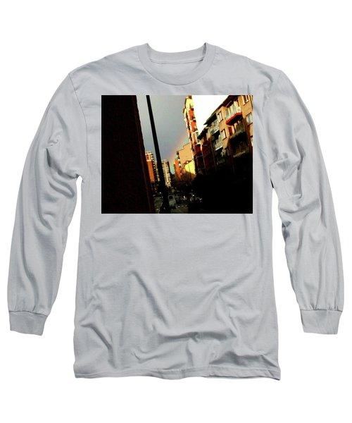 Rainbow Wink Long Sleeve T-Shirt