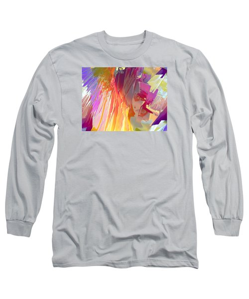 Rainshower Long Sleeve T-Shirt