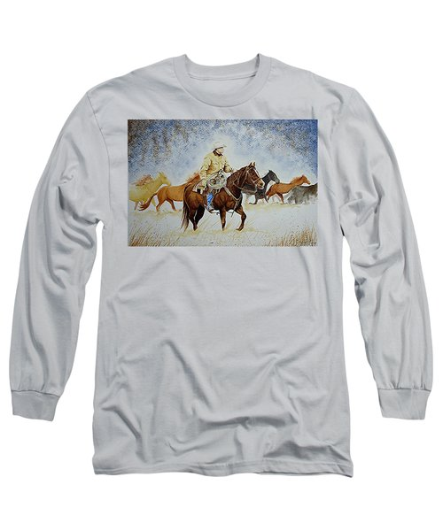 Ranch Rider Long Sleeve T-Shirt
