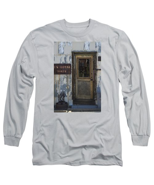 Randsburg Door No. 2 Long Sleeve T-Shirt