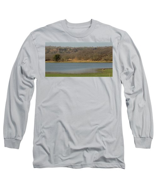Ranthambore National Park Long Sleeve T-Shirt
