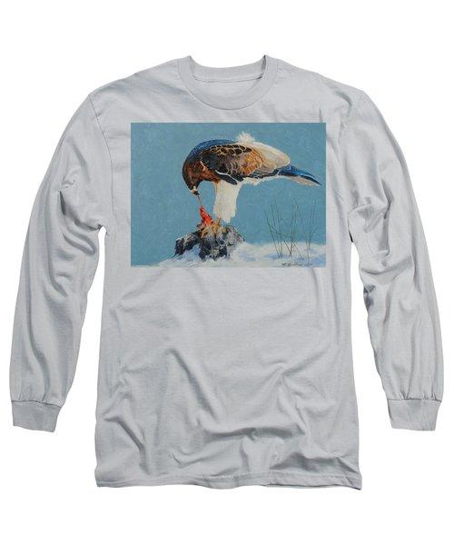 Raptor Long Sleeve T-Shirt