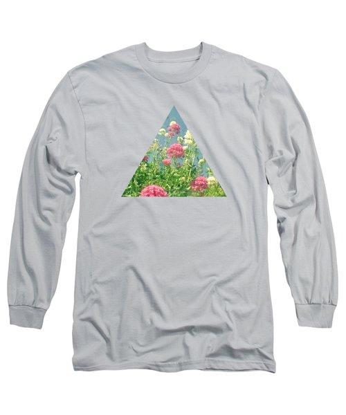 Raspberries And Cream Long Sleeve T-Shirt