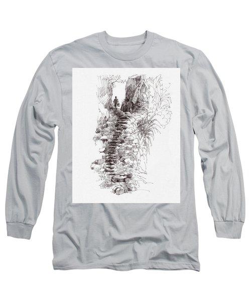 Rat Road Long Sleeve T-Shirt