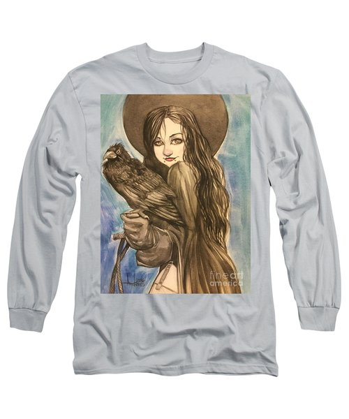 Raven Witch Long Sleeve T-Shirt