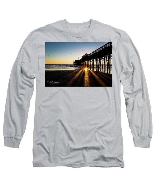 Rays Of Evening Long Sleeve T-Shirt