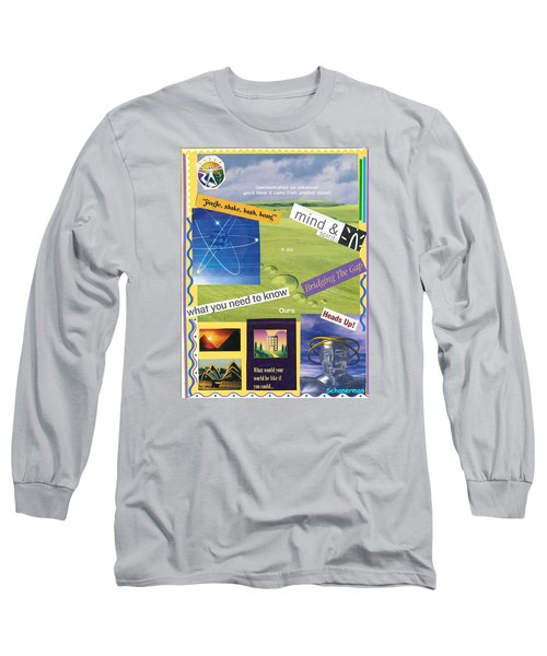 Re-evolution Is At Hand Long Sleeve T-Shirt