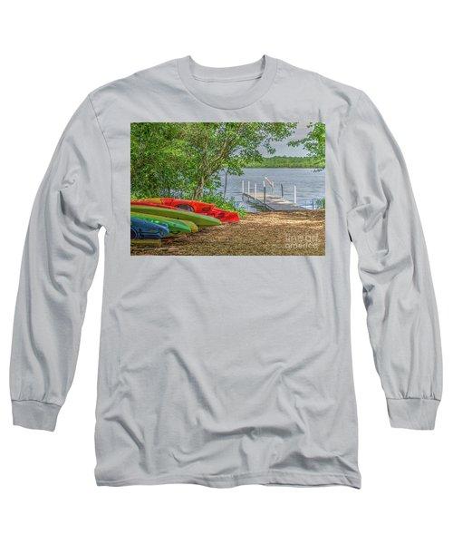Ready For Summer Long Sleeve T-Shirt